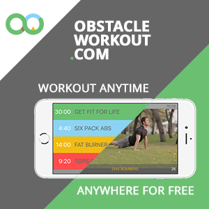 obstacle workout app