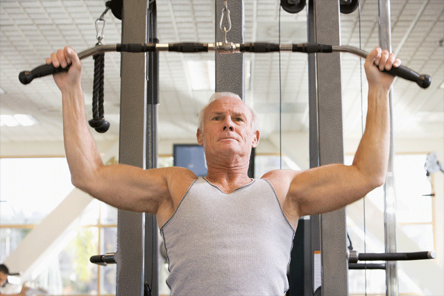 Benefits Of Senior Bodybuilding